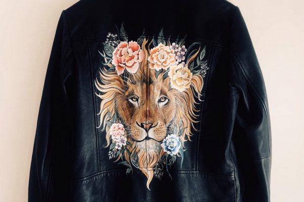 lion jacket mama inc bespoke pinterest